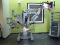 Amazing, Scary Surgical Robot Peeling a Grape