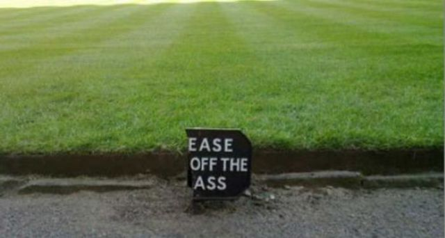 Funny WTF Signs