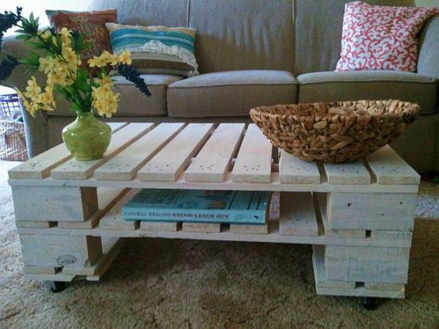 Stuff You Can Make From Old Pallets 23 Pics Izismilecom