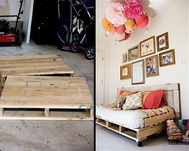 Stuff You Can Make from Old Pallets