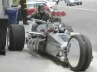 Great Custom Trike Bike