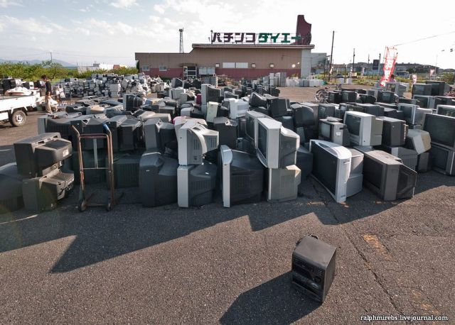 Dead Technology Recycling in Japan