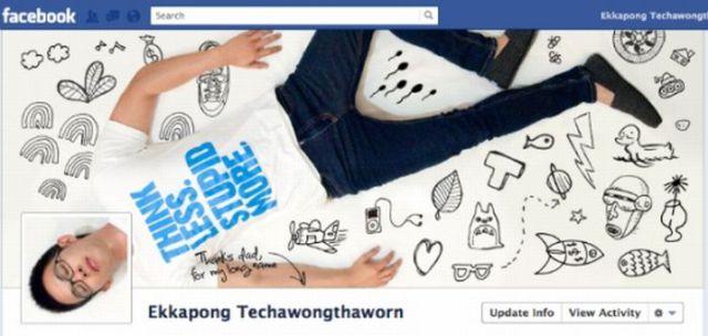 Facebook Fun Hack Profiles. Part 2