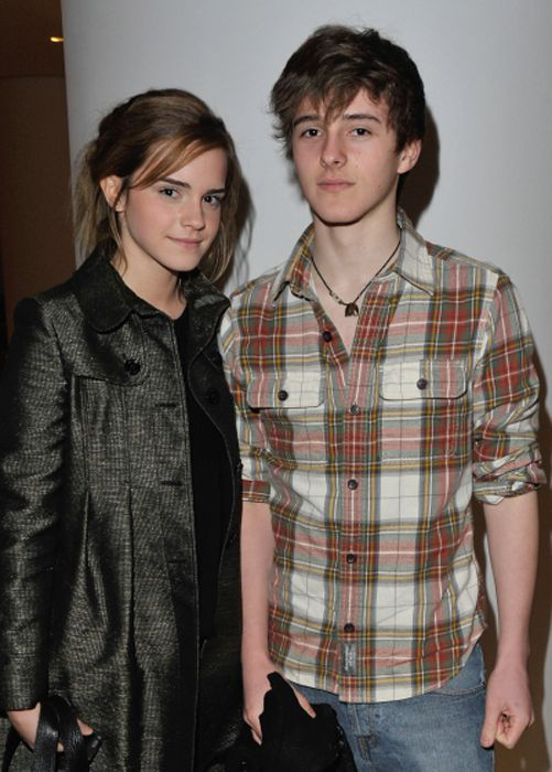 Emma Watson's Heartthrob Younger Brother