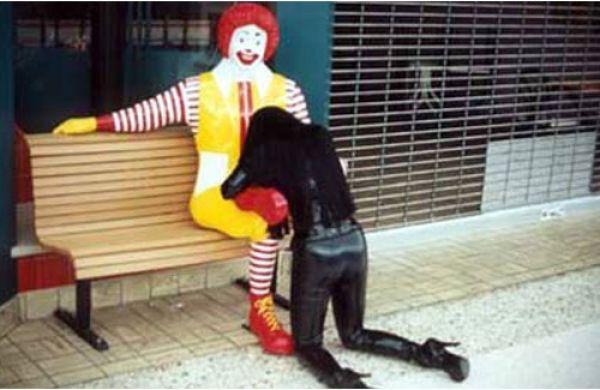 Weird Fast Food Regulars