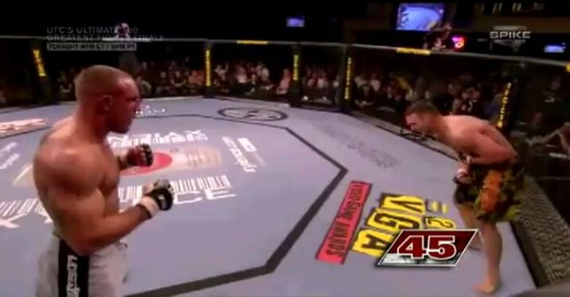 Ribs Broken, Stills Knockouts Opponent and Win! [VIDEO]