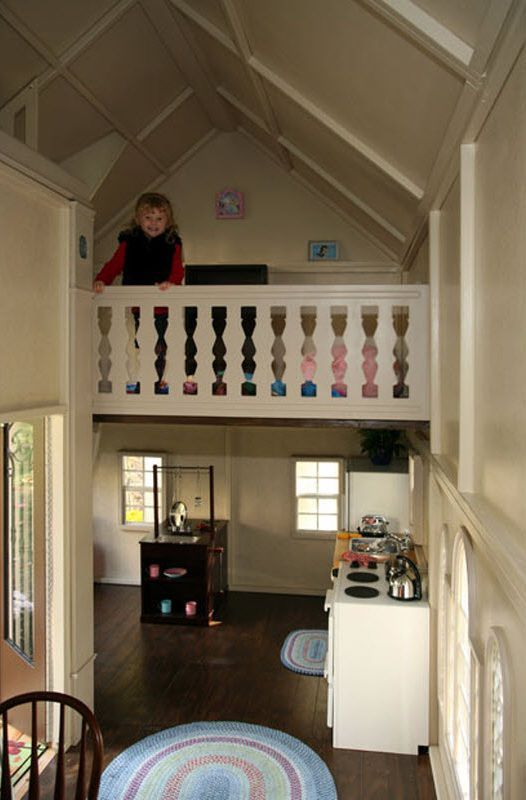 Play Homes Built for Super Rich Kids (11 pics) - Izismile.com Real Mr Clean