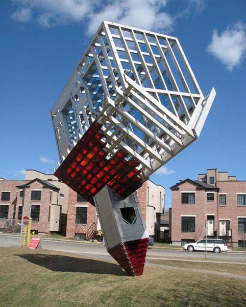 Weirdest Outdoor Sculptures on the Planet
