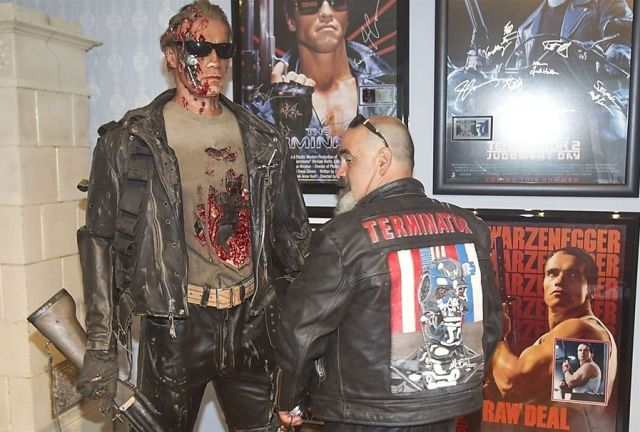 A Museum Dedicated to the Terminator