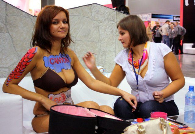 Interactive Game Girls