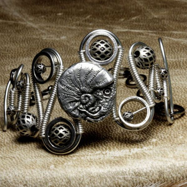 Awesome Steampunk Jewelry