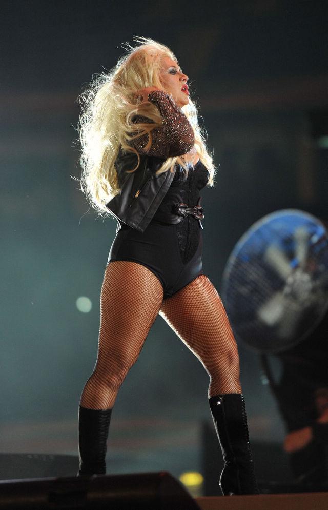 Christina Aguilera Makes Dramatic Change