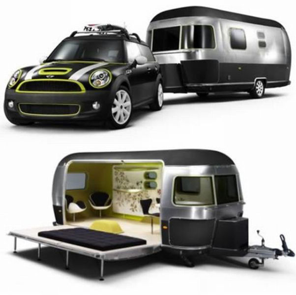 The Most Incredible Travel Trailers 10 Pics Izismile Com