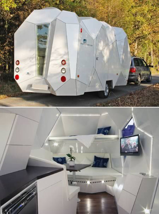 The Most Incredible Travel Trailers
