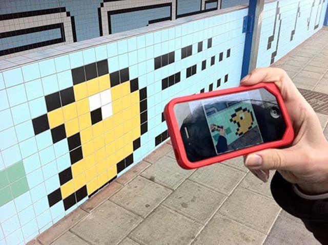 Stunning Subway Art