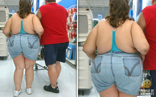 What You Can See in Walmart. Part 12