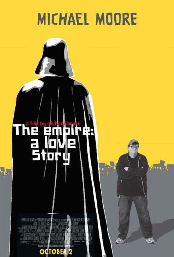 Amusing Hybrid Star Wars Movie Posters