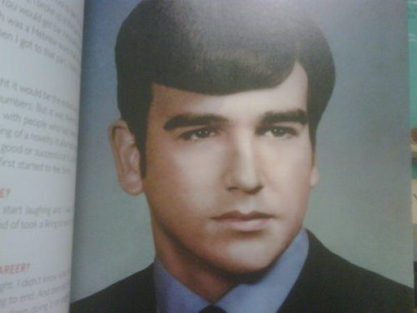 Yearbook Photos Of Comedians