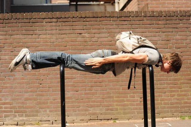 Extreme and Dangerous Planking