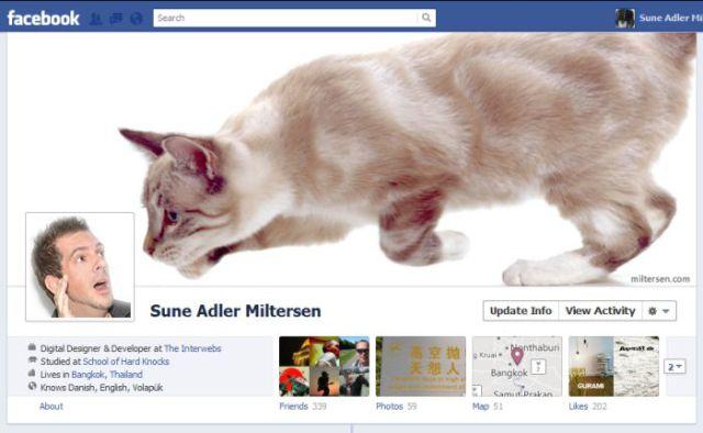 Facebook Fun Hack Profiles. Part 3
