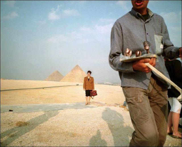 """""""Original"""" Tourist Photos"""