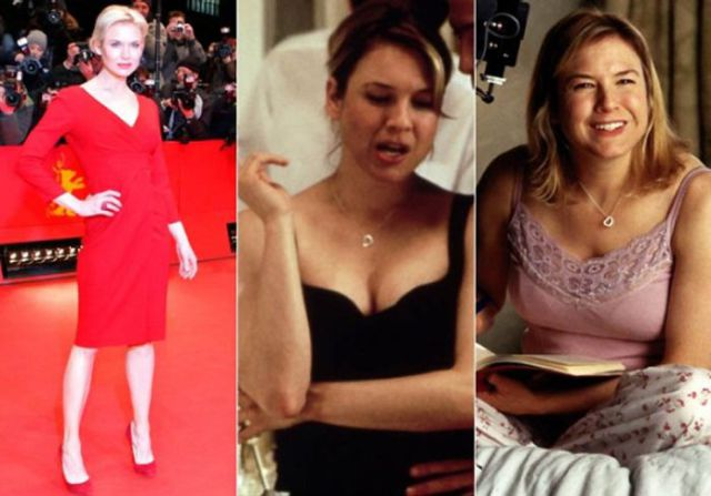 Amazing Movie Role Metamorphoses by Actors