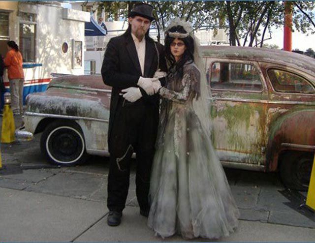 The Weirdest and Most Creative Weddings