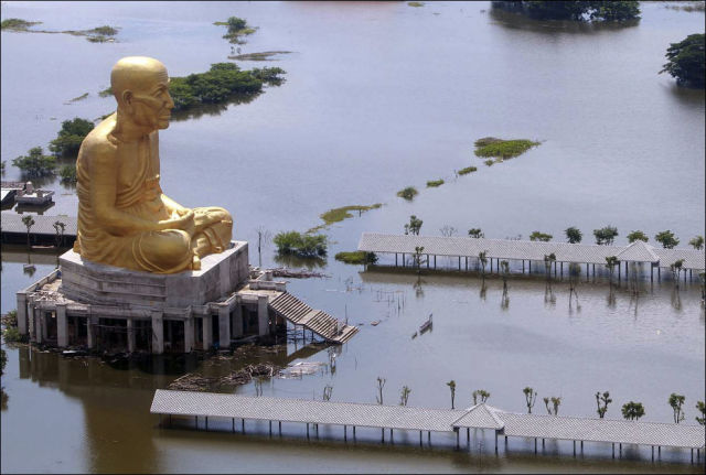 The Worst Flooding in Bangkok