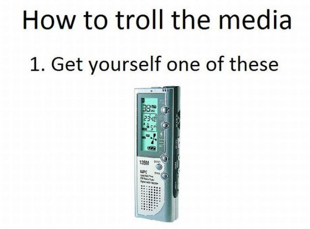 Excellent Media Trolling Solution