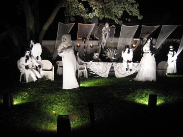 The Best Front Yard Decorations For Halloween Amazing