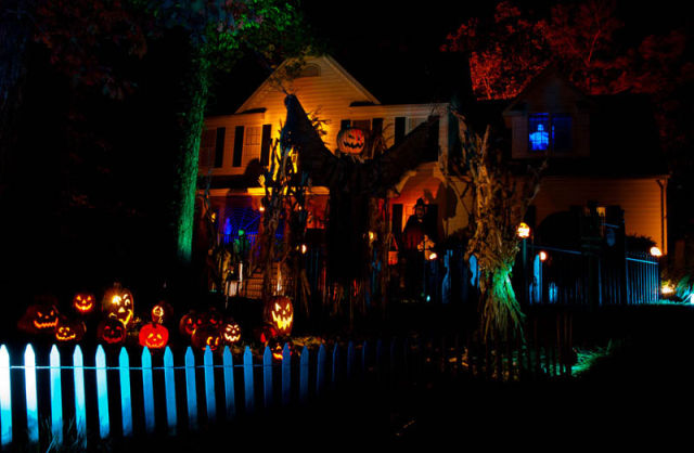 The Best Front Yard Decorations For Halloween 15 Pics