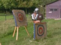 Extreme Archery: Human Targets