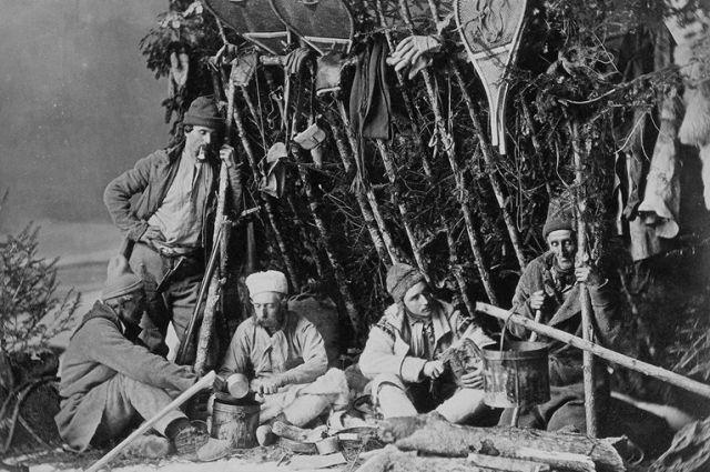 Amazing Black & White Photos of American Pioneers