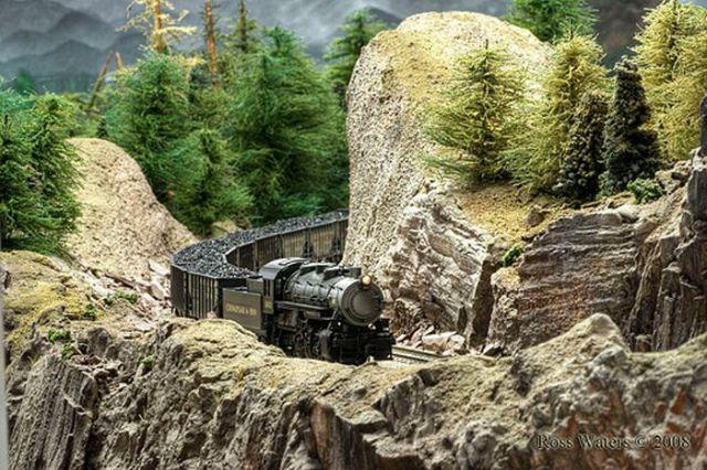 Amazing Railway Models