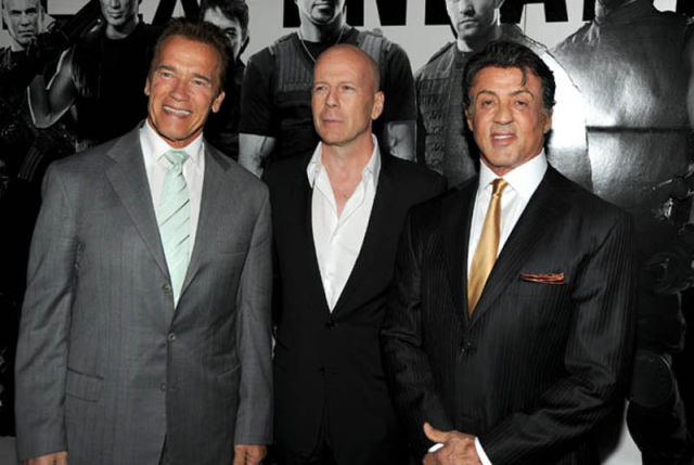 the life and career of arnold schwarzenegger People in thal, austria, celebrated schwarzenegger's 60th birthday by throwing a party officials proclaimed a day for arnold on july 30, 2007.