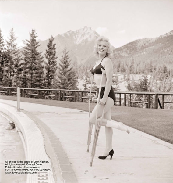 The Lost Photos of Marilyn Monroe