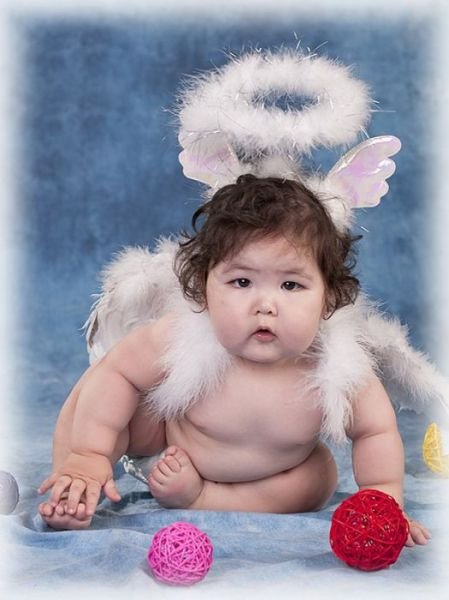 Adorable Posed Baby Photos