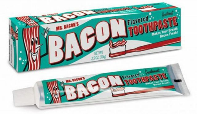 The Disturbing Proliferation of Bacon Products