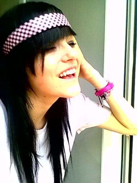 i love emo or scene girls *-*