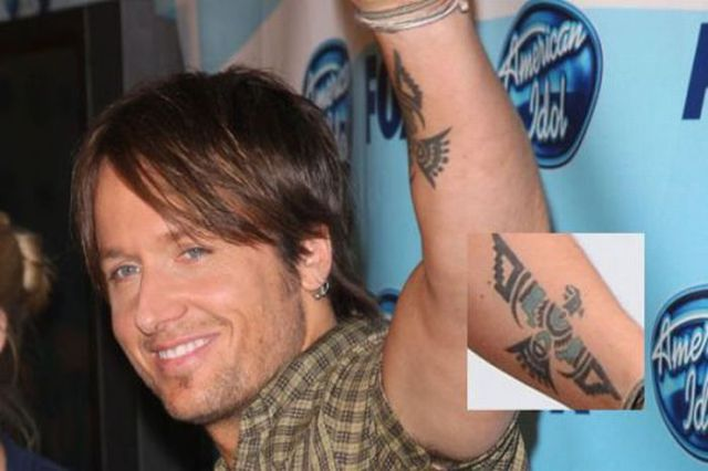 Bad Tattoos on Celebrities