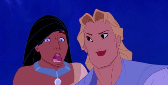 Face Swap of Disney Characters