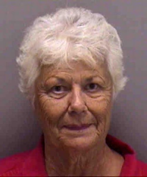 Mug Shots of Grannies