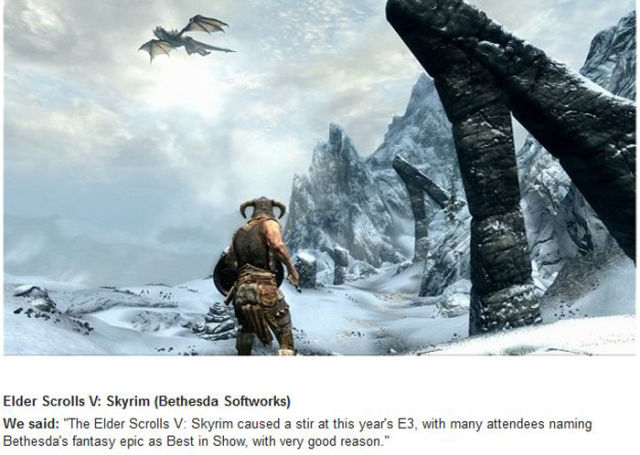 The Best Computer and Video Games of 2011