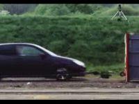 Impressive Ford Focus 120mph Crash Test