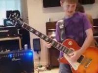 That's One Talented 8-Year-Old Guitarist