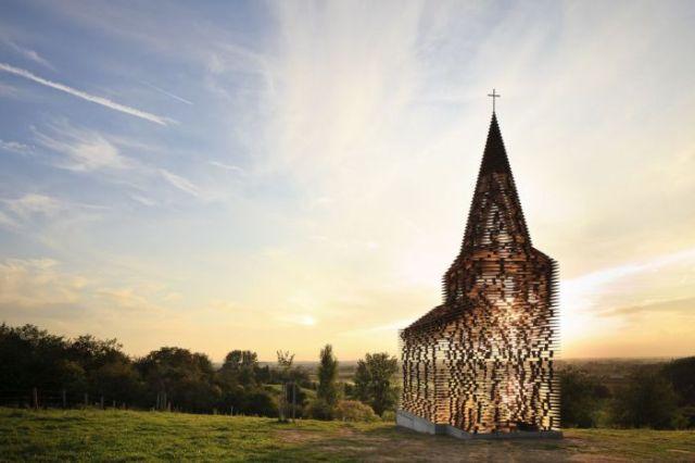 A Church That You Can See Through