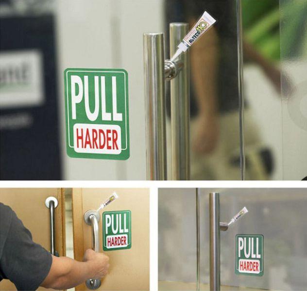 Creative Ideas of Glue Ads