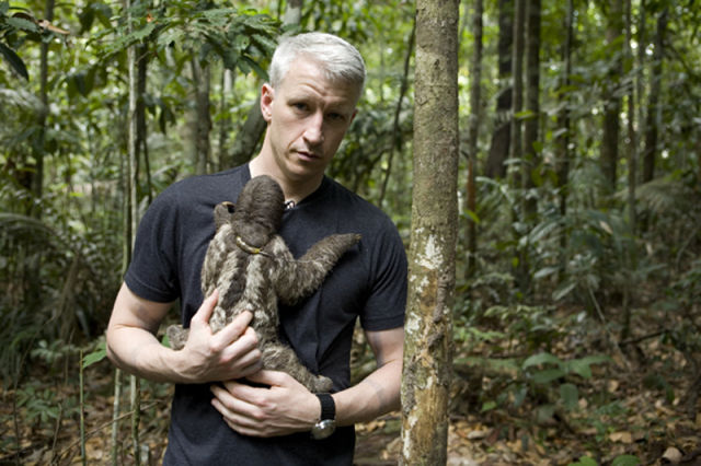 What do Animals and Anderson Cooper Have in Common?