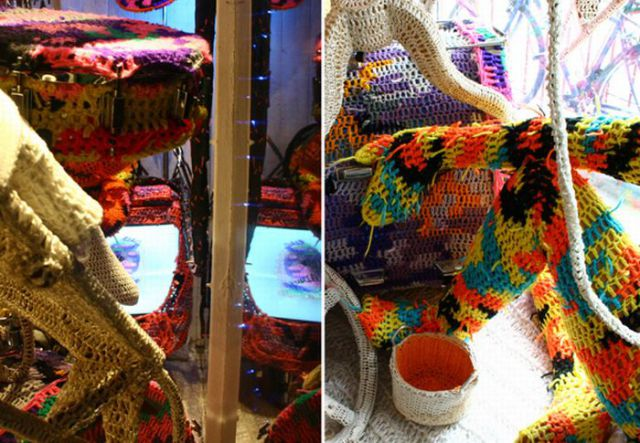 Amazing Knitting