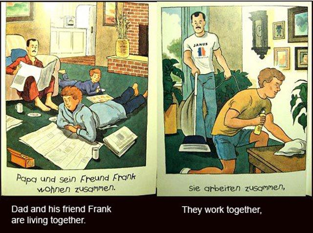 Tender Kid's Book Dives Into Homosexuality